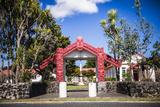 Maori Church  Waitangi Treaty Grounds  Bay of Islands  Northland Region  North Island