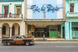 Avenida De Italia  Centro Habana  Havana  Cuba  West Indies  Caribbean  Central America