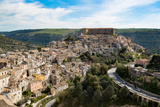 The Historic Hill Town of Ragusa Ibla  Ragusa  UNESCO World Heritage Site  Sicily  Italy  Europe