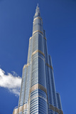 The Burj Khalifa (Armani Hotel) Designed by Skidmore Owings and Merrill  Business Bay  Dubai