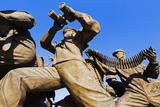 Asia  Republic of Korea  South Korea  Seoul  Seoul War Memorial  Sculpture