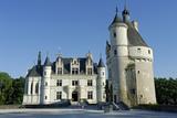 France  Centre  Indre-Et-Loire  Chateau De Chenonceau