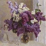 Lilac Mist I