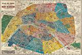 Plane de Paris