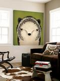 Baby Hedgehog Toile Murale Géante par Ryan Fowler