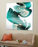 Swirl I Toile Murale Géante par PI Studio