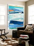 Collage IV Toile Murale Géante par PI Studio