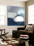 Au clair de lune Toile Murale Géante par Pamela Ozery