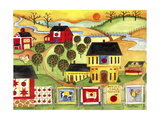 Sunrise Farm Apple Quilts 4 Sale Cheryl Bartley