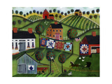 Amish Folk Art Quilts