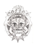 Coffee Cat Buzz Pencil