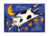 The Cow That Jumped over the Moon