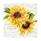 Summertime Sunflowers I