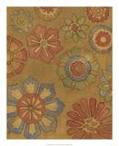 Pinwheel Blossoms I