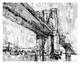 Iconic Suspension Bridge II