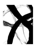 Blot and White 1 Reproduction d'art par Hutton