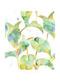 Watercolour Tropical Pattern 2