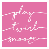 Play Twirl Snooze PINK