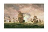 Rodney's Victory Off Cape St Vincent