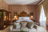 A Bedroom in Antrim 1844  a Restored Plantation House in Taneytown  Maryland