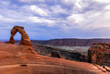 Delicate Arch Located in Arches National Park