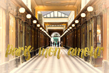 Paris Fashion Series - Paris mon amour
