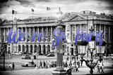 Paris Fashion Series - We're So Paris - Place de la Concorde II