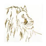 Gilded Lion