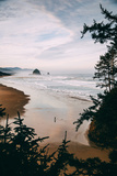 Morning Walk at Cannon Beach  Peaceful Oregon Coast