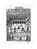 City of Kings  Now Lima  First New Chronicle and Good Government 16th  Biblioteca Nacional  Madrid