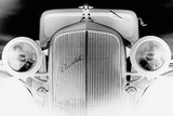 X-ray - Chevrolet Coupe  1933