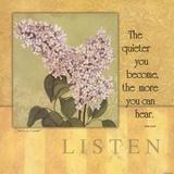 Listen - Lilac
