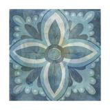 Patinaed Tile I Reproduction d'art par Naomi McCavitt