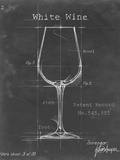 Barware Blueprint IV Reproduction d'art par Ethan Harper