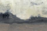 Mountain Silhouette II Reproduction d'art par Jennifer Goldberger