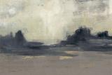 Mountain Silhouette I Reproduction d'art par Jennifer Goldberger