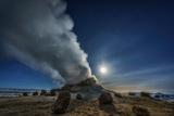 Geothermal Hot Springs  Hverarond  Namaskard  Iceland
