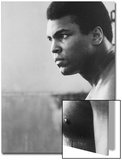 Boxer Muhammad Ali Training for a Fight Against Joe Frazier