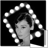 Portrait of Actress Audrey Hepburn