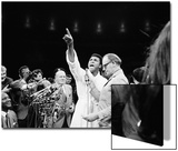 Boxer Cassius M Clay  Aka Muhammad Ali  Proclaiming Himself the Greatest