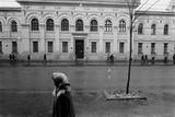 1975: Street in Romania