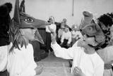 Children Chorus  Aldeburgh Festival  Suffolk  England  June 1958