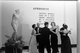 Couples Dancing Together at the Metropolitan Museum of Art Fashion Ball  NY  November 1960