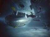 Faa Underwater Evacuation Drill at the Civil Aeromedical Center  Oklahoma City  Oklahoma  1966