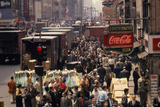 7th Avenue (Near the Intersection with 34th Street)  New York  New York  1960