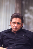 August 1969: Country and Western Singer Johnny Cash  Nashville  Tennessee