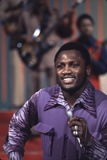 Joe Frazier Singing with His Band Joe Frazier and the Knockouts on Don Rickles Show  1971