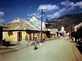 December 1946: Town of Cap Haitien  Haiti