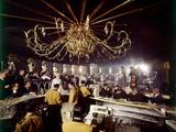 Nightclub Called Nero's Nook Inside the Cabana Hotel  Palo Alto  California  1963