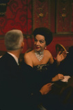 American Actress Ruth Ford in the Louis Sherry Bar  Metropolitan Opera Opening  New York  NY  1959